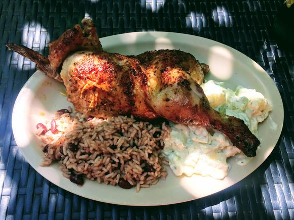 Creole's Rotisserie Chicken